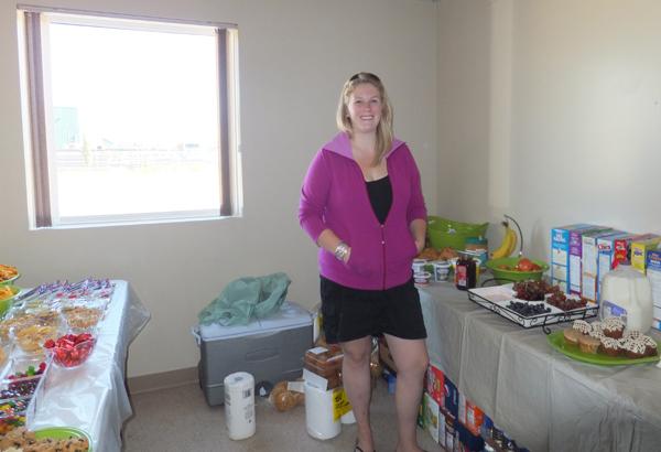 Carolyn, Craft Services