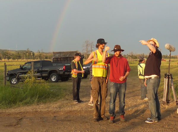 Rainbow at new location