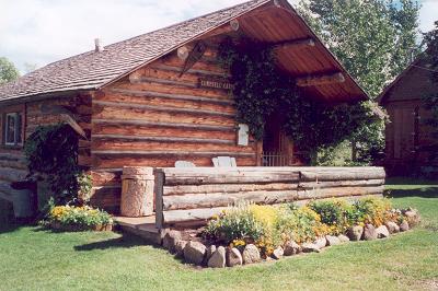 Heritage Village cabin
