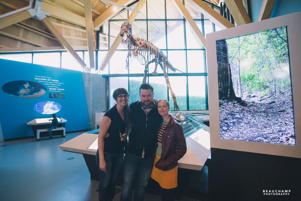 Dino Museum Tour