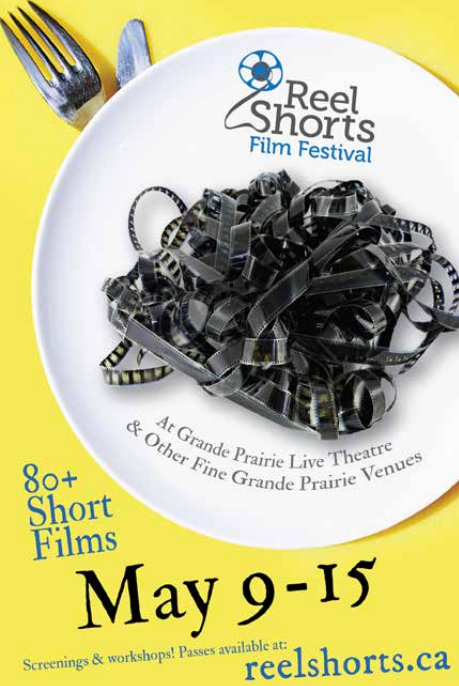 2017 Reel Shorts Print Program Cover
