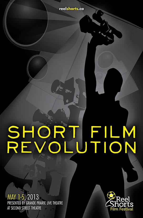 Short Film Revolution poster