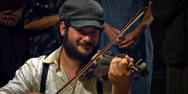 The Fiddler's Reel