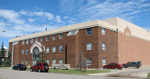 AMPIA office in Edmonton