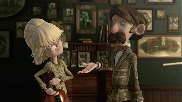 Alfred & Anna
