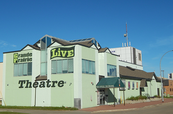 Grande Prairie Live Theatre