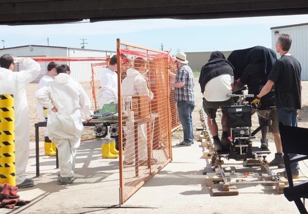 Scott Directing