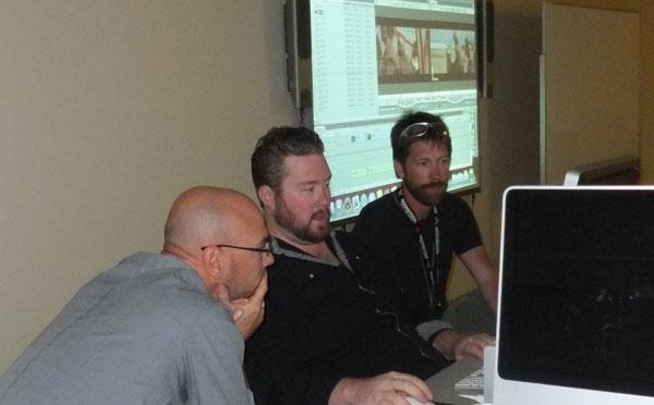 Scott editing