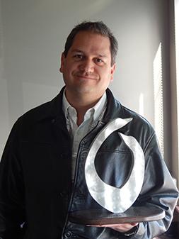 Grant Berg and award