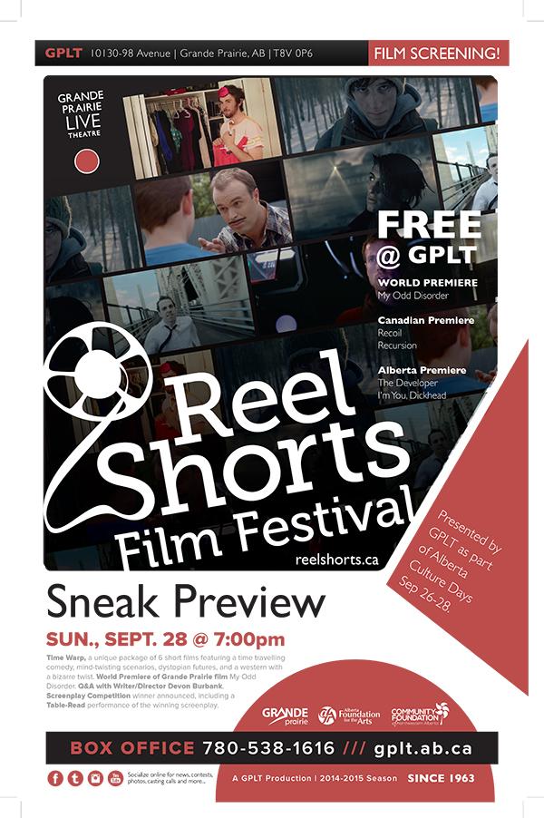 Sneak Preview Poster