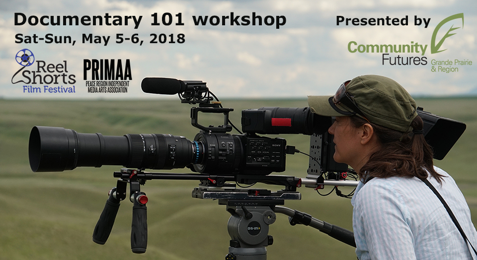Documentary 101 workshop