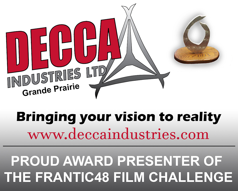 Decca Frantic48 presenter